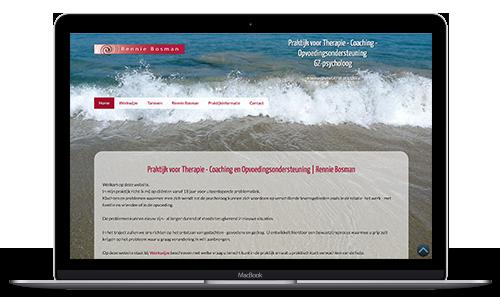 Sabine van Erp Webdesigner & iCoach Alkmaar e.o