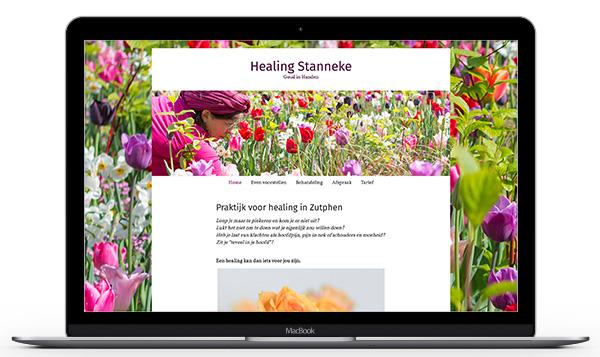 Healing Stanneke